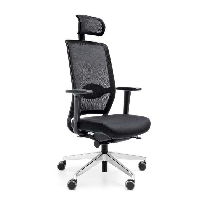 Fotel obrotowy Veris Net 111SFL
