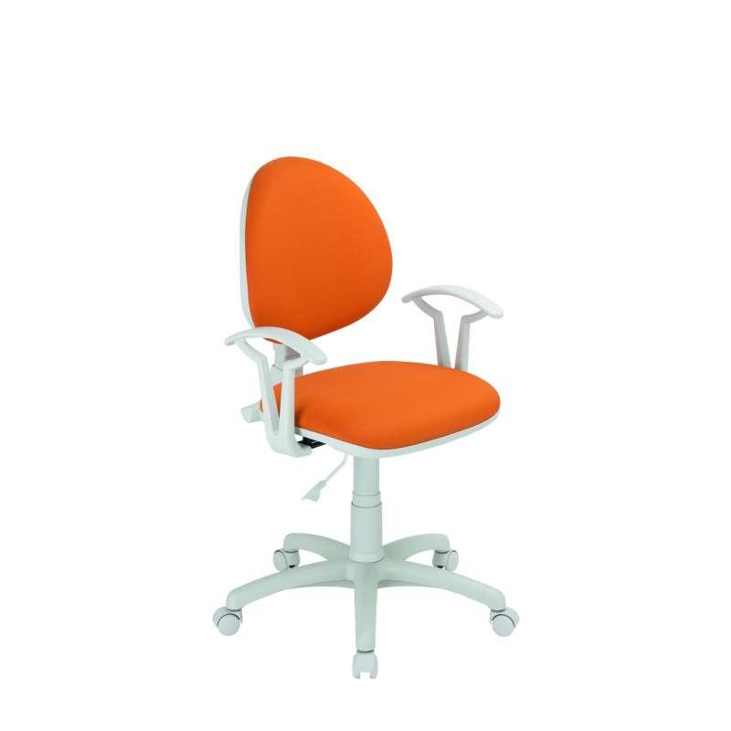 Krzesło obrotowe Smart white gtp27