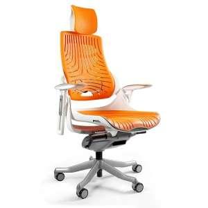 Fotel biurowy Wau Elastomer...