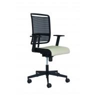 Krzesło obrotowe @-Sense Black