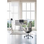 Krzesło biurowe Viden HRUA z zagłówkiem