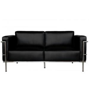 Sofa skórzana 2-osobowa Soft GC