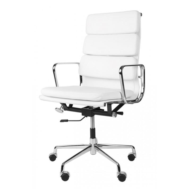 Fotel biurowy CH2191 Skóra