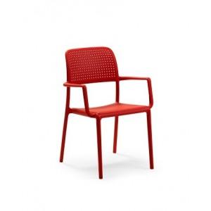 Krzesło Bora z podłokietnikami