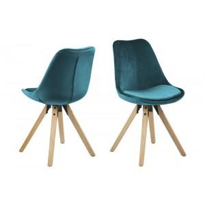 Krzesło Dima VIC Welur