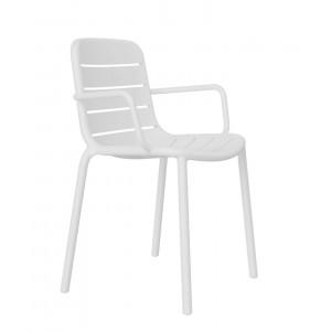 Krzesło Gina z podłokietnikami