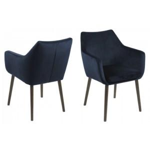 Krzesło Nora VIC Aksamit