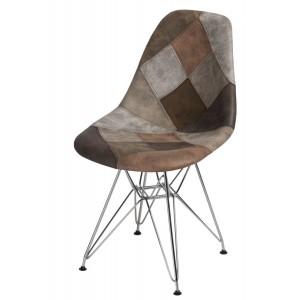 Krzesło P016 Patchwork