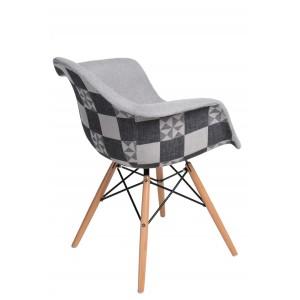Krzesło P018W Pattern