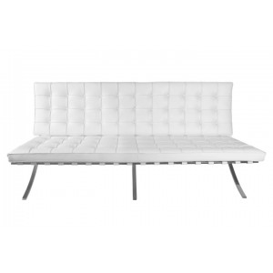 Sofa 2-osobowa BA2 Ekoskóra