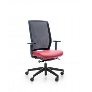 Fotel obrotowy Veris Net...