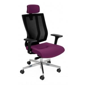 Fotel biurowy MaxPro BS HD