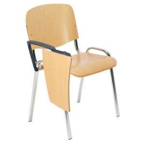 Krzesło ISO wood z pulpitem