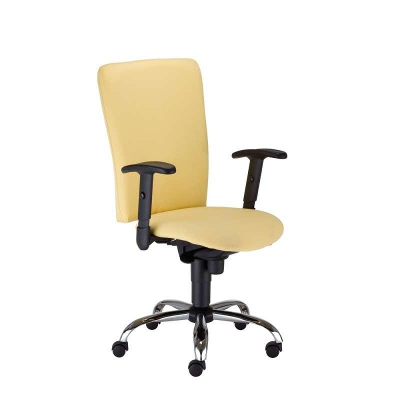 Krzesło obrotowe Bolero II R1B steel02