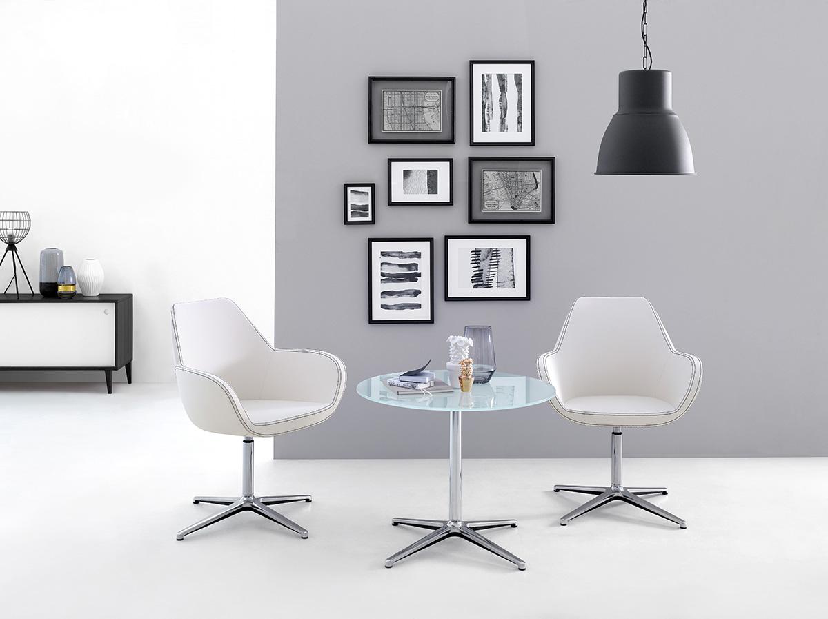 Krzesła stacjonarne nowoczesne
