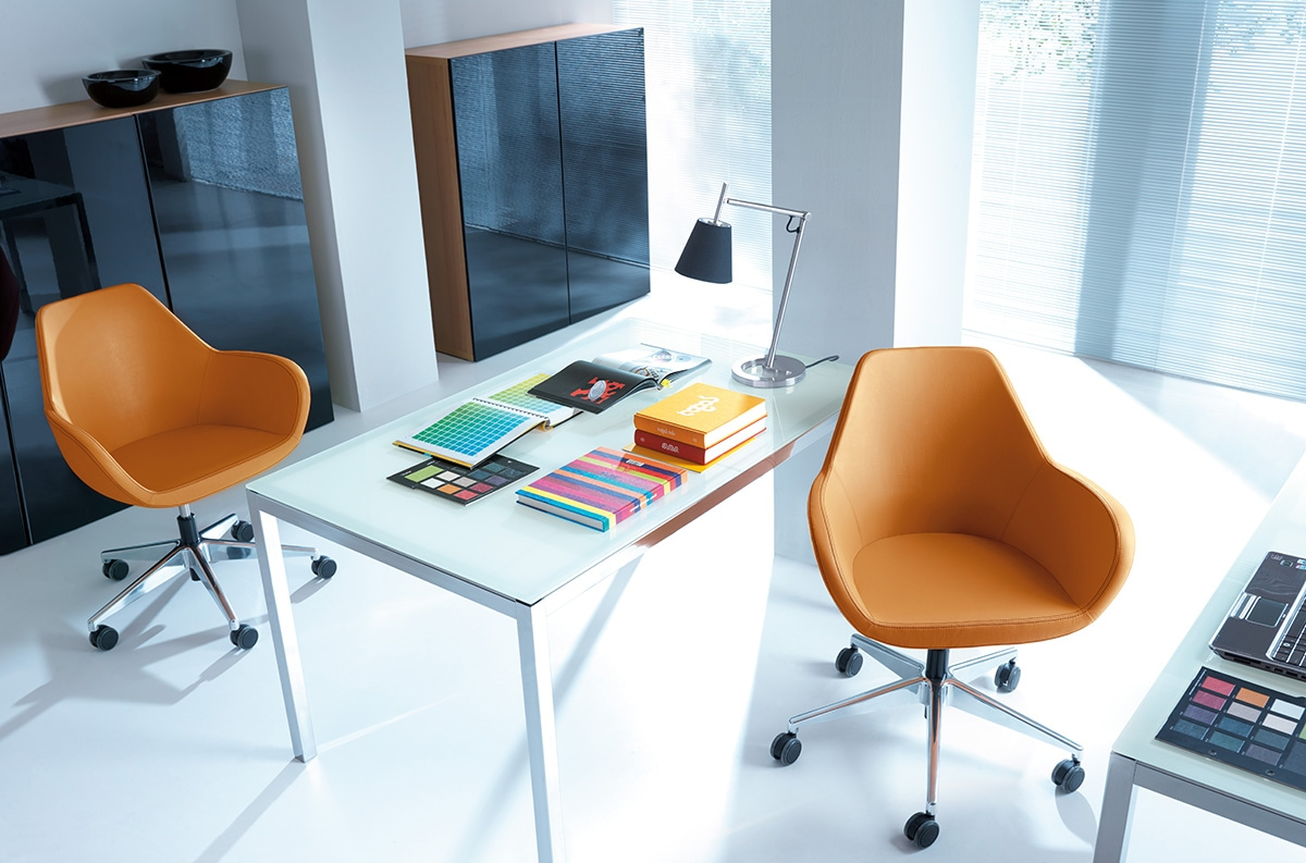 Krzesła do biura Fan