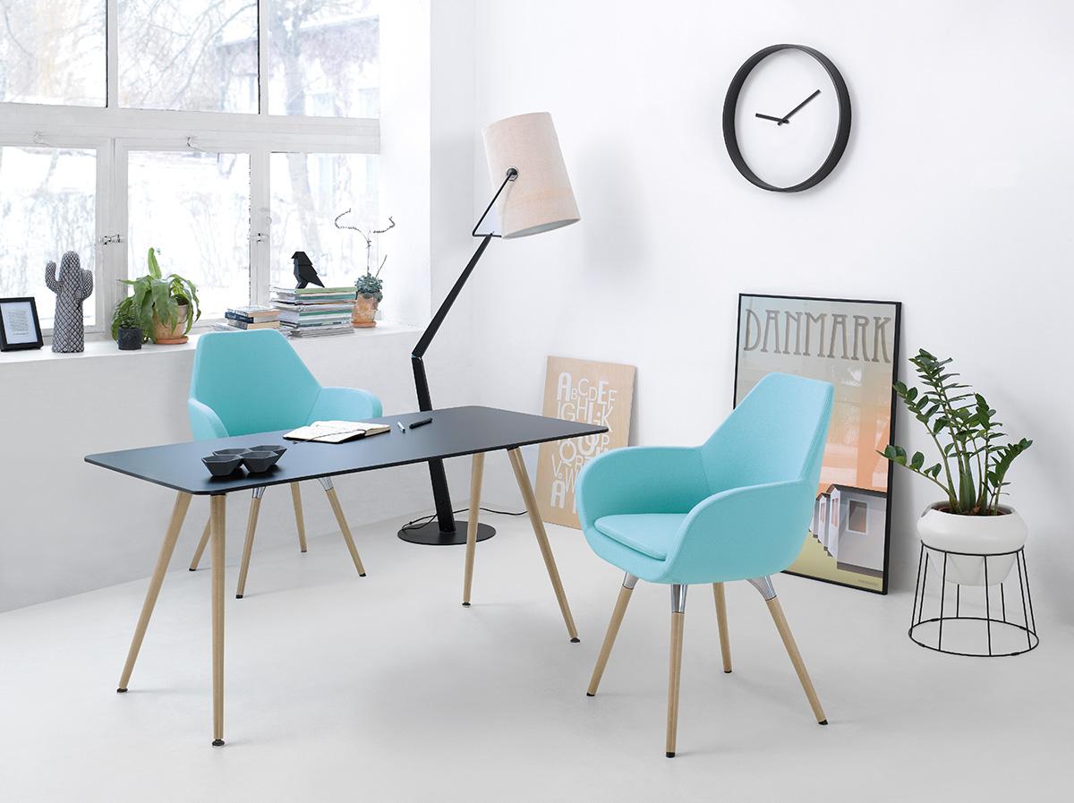 Krzesła do studia graficznego