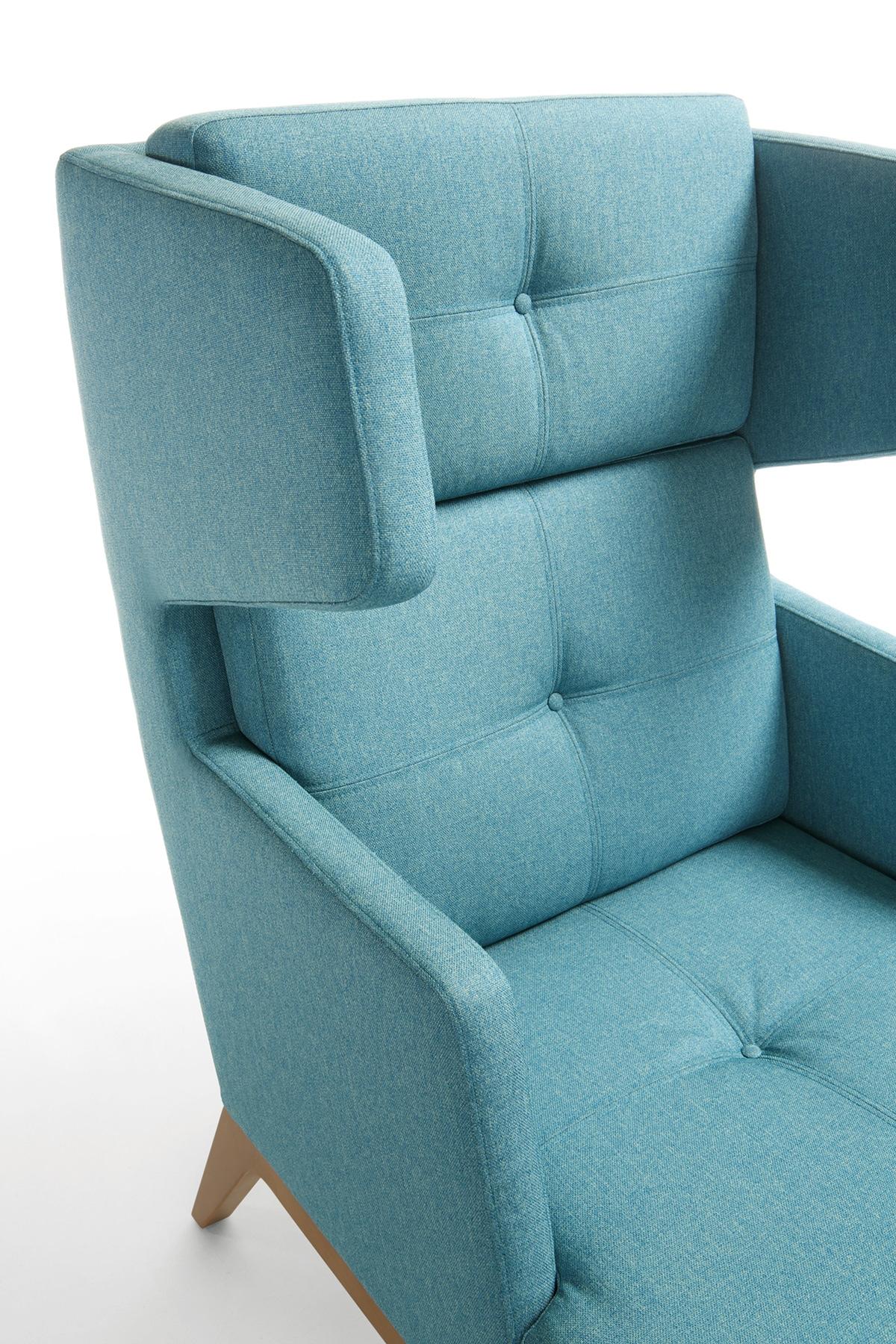 Fotel do rozmów
