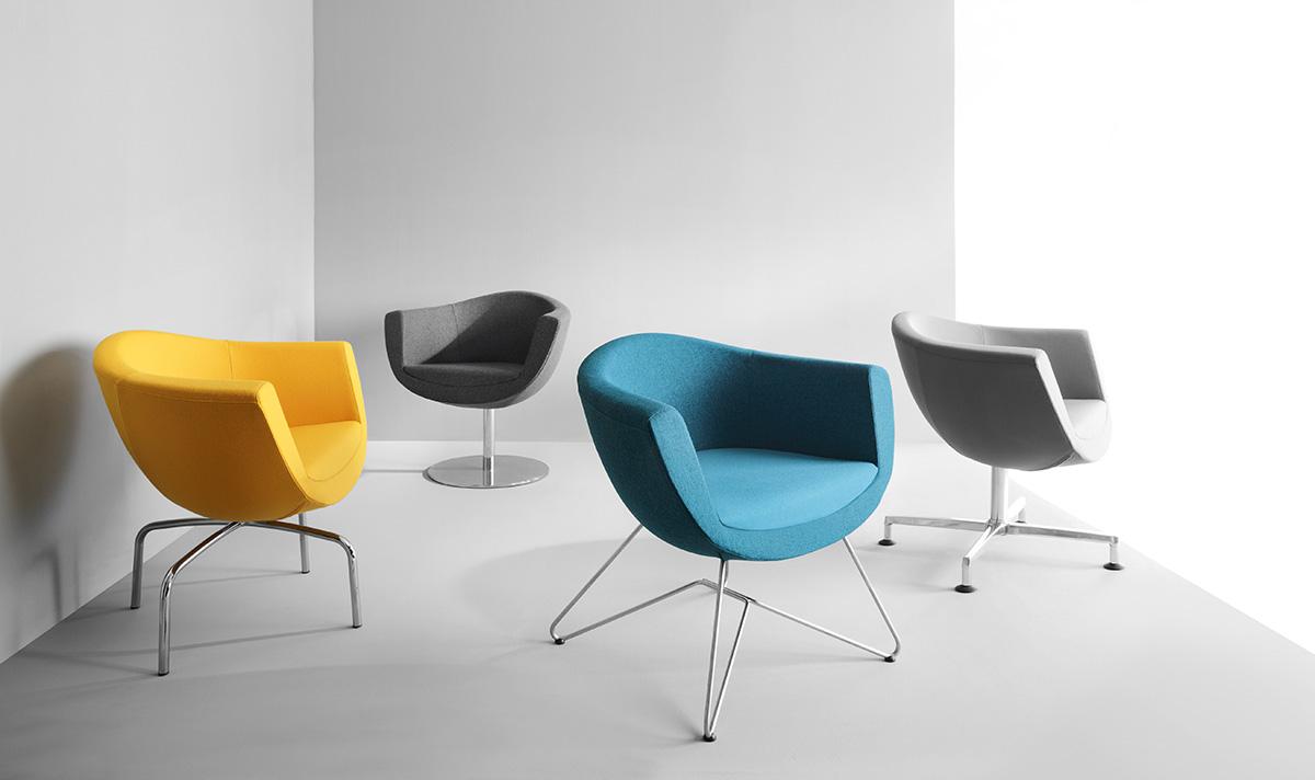 Fotele dla klienta Sorriso
