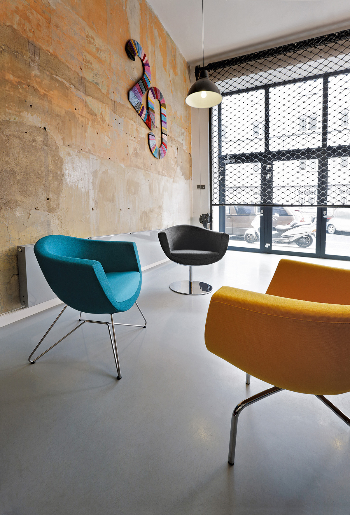 Fotele loft