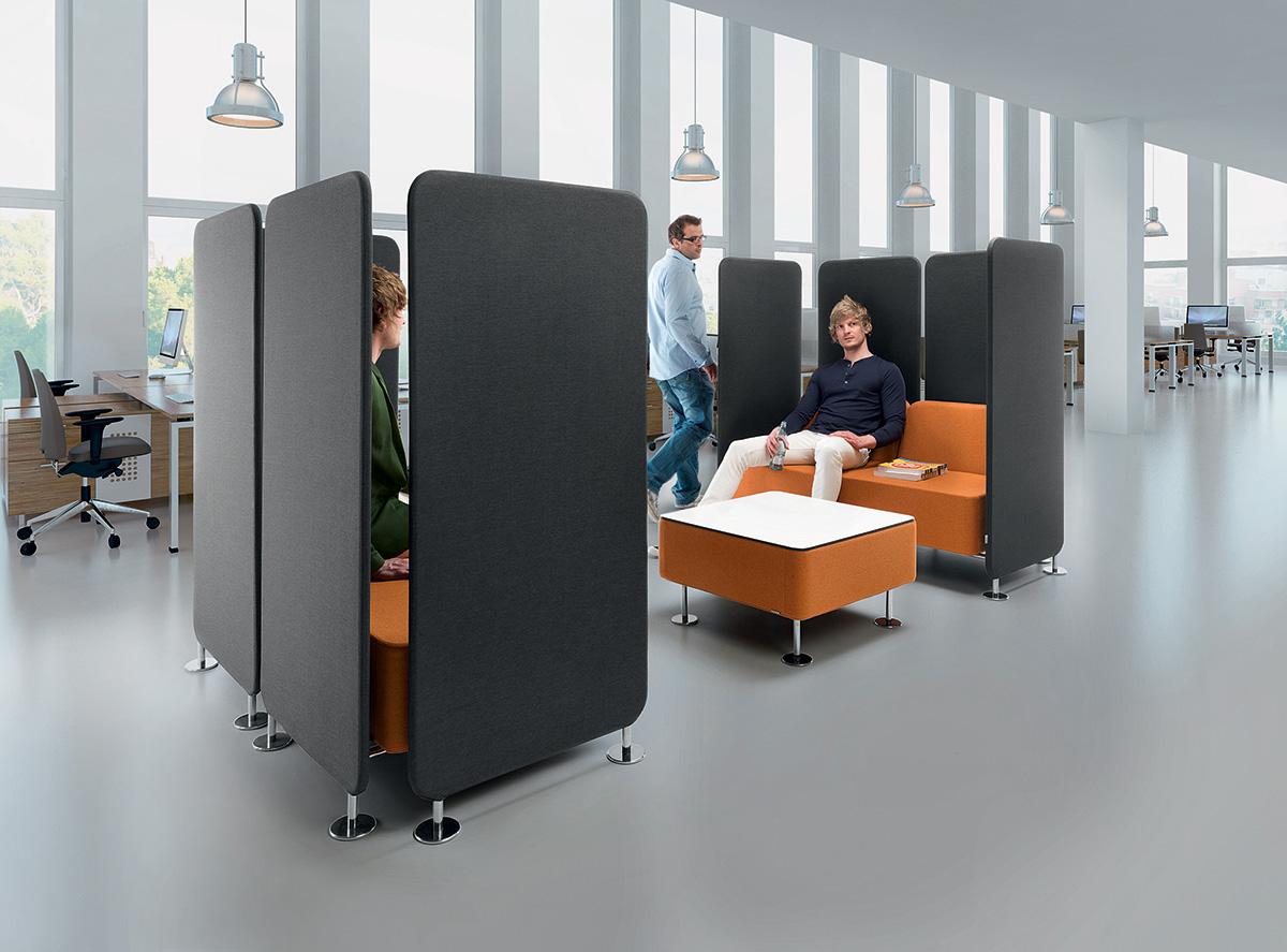 Rozwiązania akustyczne do open space